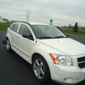 Online Only Auction 2007 Dodge Caliber Selling Regardless of Price!