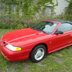 Online Only 1995 Ford Mustang Convertible