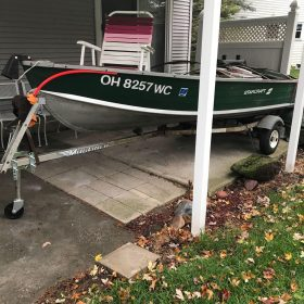 Auction Completed! Online Only Personal Property Auction Boat, Beer Taps, Collectibles, Antiques Bidding Ends Thurs. Nov 16th  at 8pm 5205 Calyx Toledo, OH
