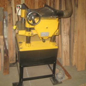Auction Completed! Live Auction – Complete Liquidation of Woodworking Shop and Personal Property Sun. Sept 16th at 11am Preview at 10am