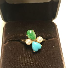 Auction Completed! High-end Jewelry Collection Online Only Bidding ends Monday May 3rd  at  8pm 1928 West Sylvania Toledo, OH